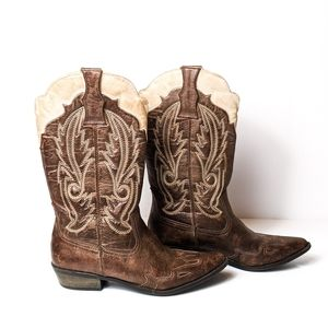 Coconuts by Matisse BEVY Western Boots